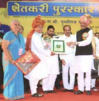 Another HOMA Farm in India Receives a Government Award