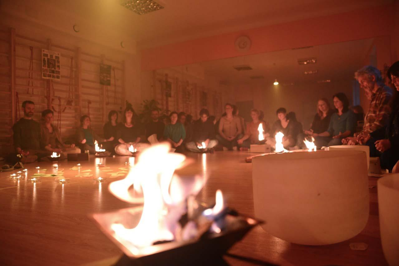 Agnihotra Healing Circle for Fukushima in Krakow 12221384773