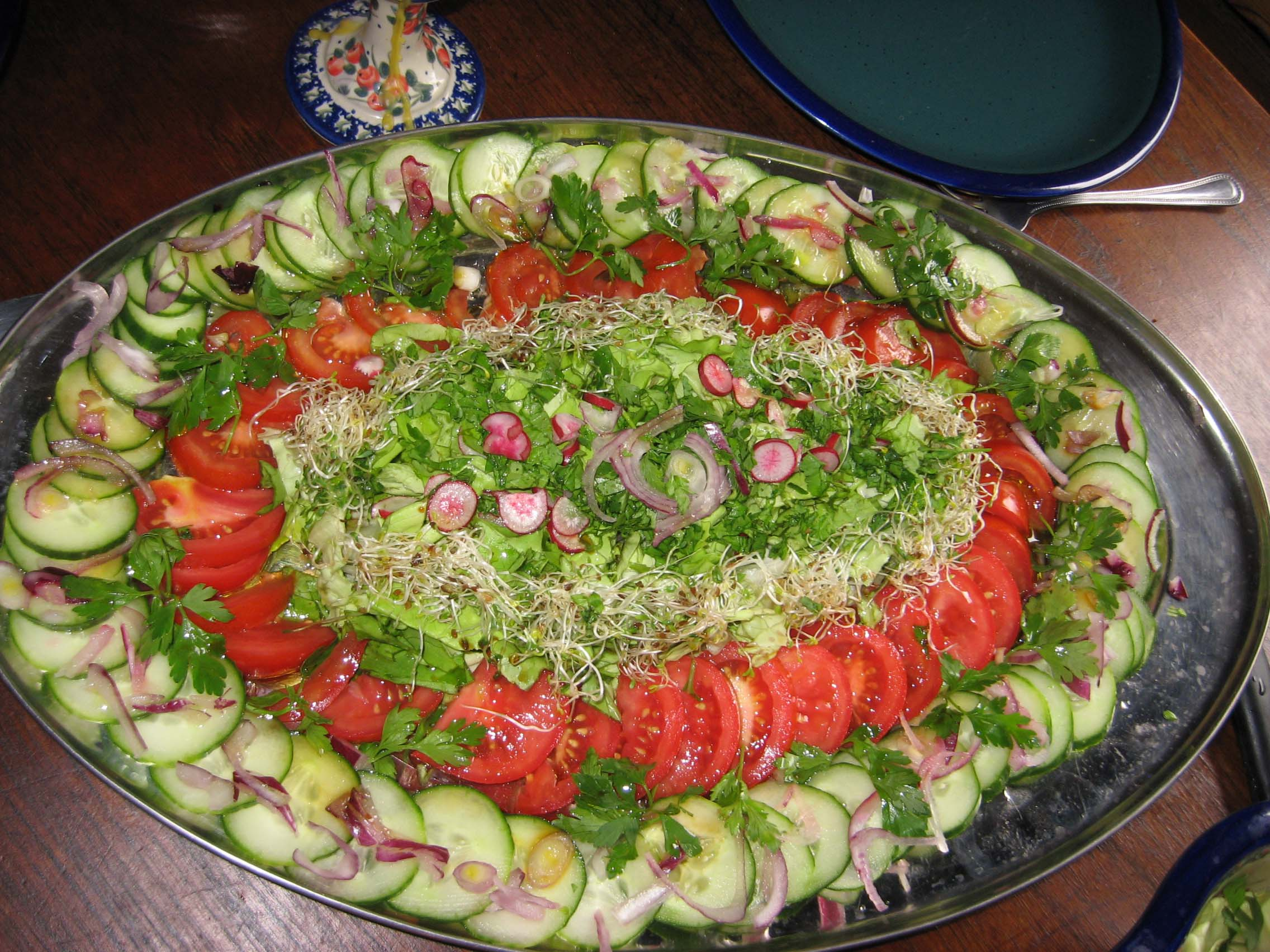 Exquisite Gourmet Salads 12221833864
