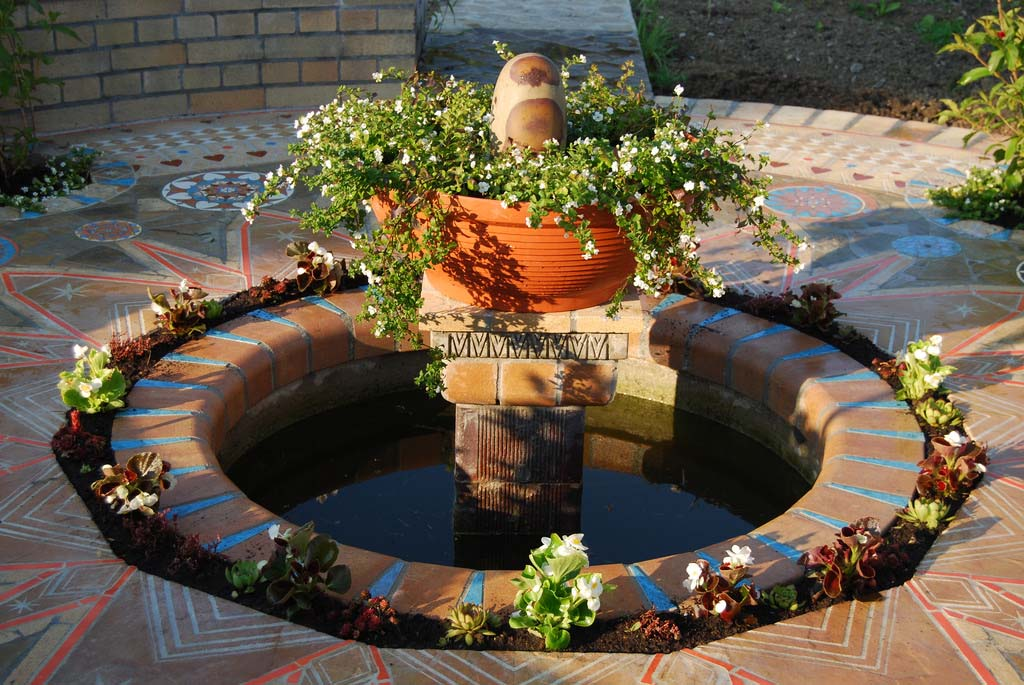 Mandala Mosaic_14549464635_l