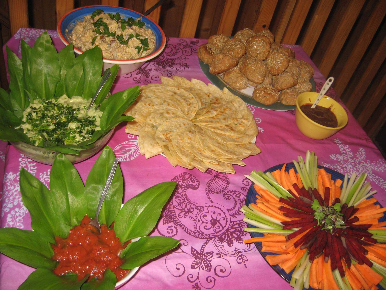 Organic Salads , Tortillas & Muffins 12221809714