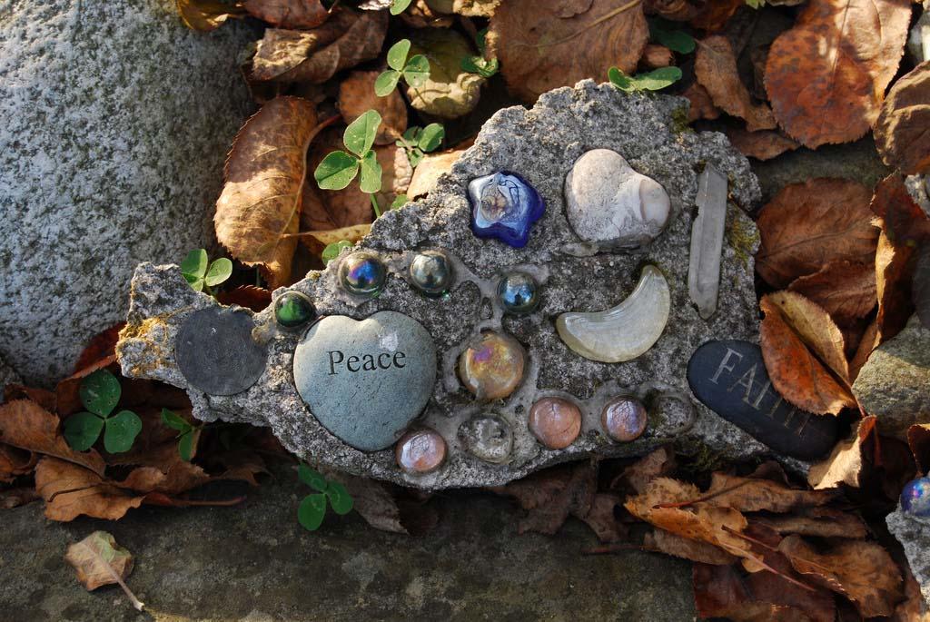 Pond stones_12222274626_l