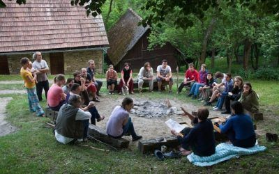 Running Small Communities Workshop in Slovakia