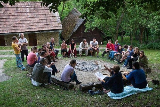 Running Small Communities Workshop in Slovakia