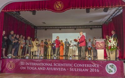 Agnihotra and Homa Therapy at International Scientific Conference on Yoga and Ayurveda