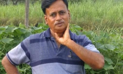 Abhay Desai – ekologiczny rolnik Homa z Indii