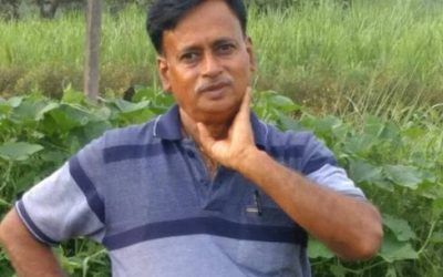 Abhay Desai – award winning Homa Organic Farmer from India